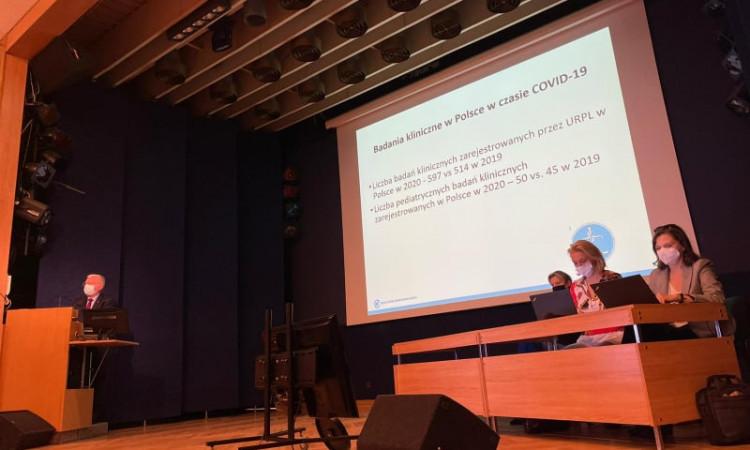 IV Posiedzenie Zgromadzenia Ogólnego Polskiej Sieci Badań Klinicznych w Centrum Wsparcia Pediatrycznych Badań Klinicznych