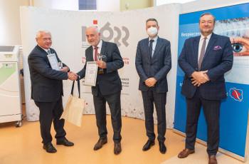 Nagroda Inspiracje 2020 dla IPCZD