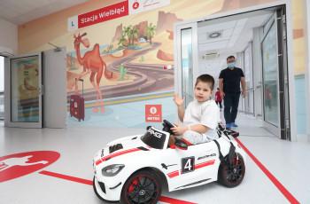 """Centrum Zdrowia Dziecka - ,,Przestrzeń, która leczy"""""""