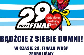 210 813 830,10 PLN - wynik 29. Finału WOŚP