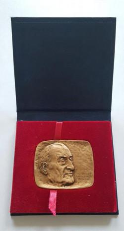 Medal im. Witolda Zawadowskiego dla Pani Profesor Elżbiety Jurkiewicz